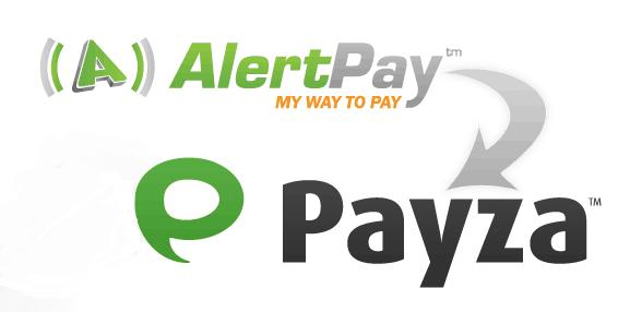 Alertpay Payza